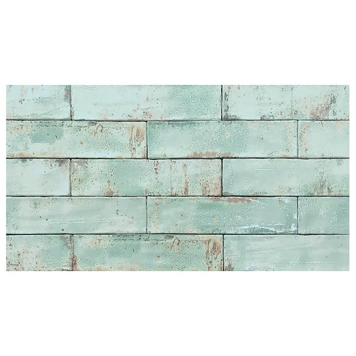 Tesoro Grunge Aqua 3 Quot X 12 Quot Wall Tile
