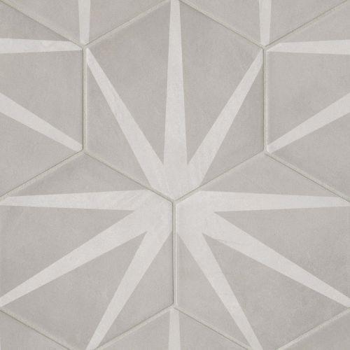 Stella Matte Hexagon Floor Wall Tile
