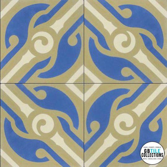 Original Mission Cement Field Tile Tudor Gbtile Collections