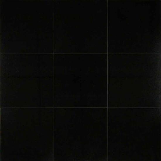 bedrosians absolute black 12 x 12 honed granite tile