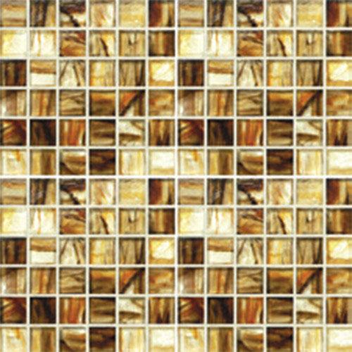 Tesoro Artisan Glass Blends - Exeter Mixed 1x1 Mosaic J01993