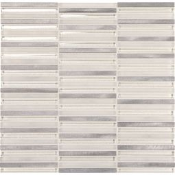 Daltile Lucent Skies Glass Amp Metal Mosaics Gbtile
