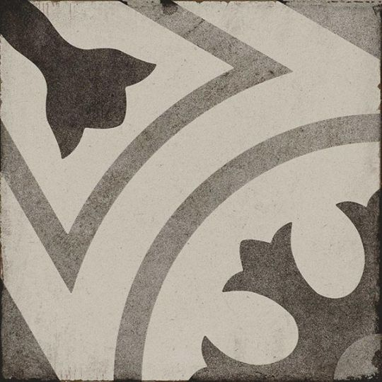Daltile Quartetto Cool Circolo Porcelain Tile GBTile Collections - Daltile 8x8 floor tile