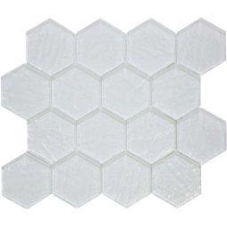Tesoro Revere Alabaster 3 Quot X 6 Quot Convex Mosaic
